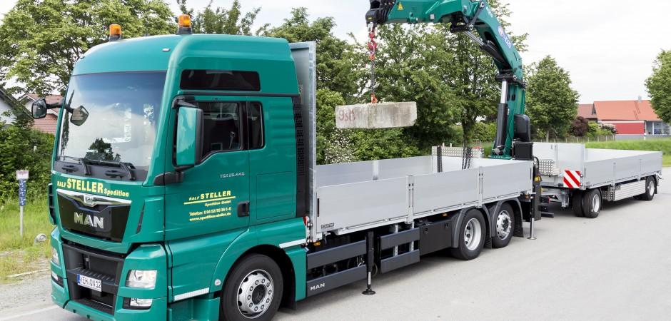 Kran-Lkw Spedition Ralf Steller GmbH